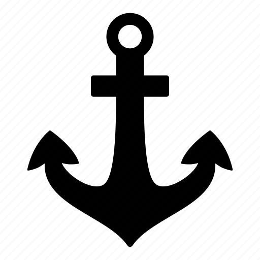 anchor, boat, nautical, sailor, ship icon