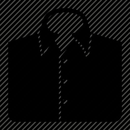 clothes, fashion, men, shirt icon