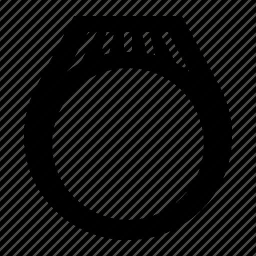 finger, jewel, jewelry, ring icon