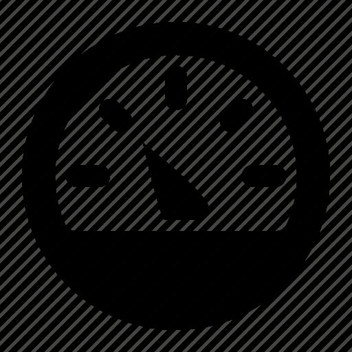 gauge, monitor, speed icon