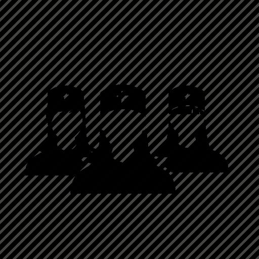 care, doctor, hospital, nurse, users icon