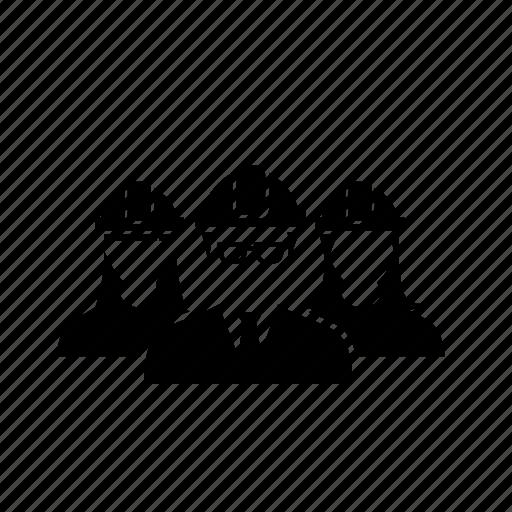 avatar, engineer, members, profile, users icon