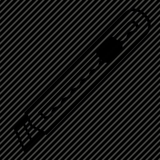 blade, exacto, extendable, knife, retractable, sharp, snap icon