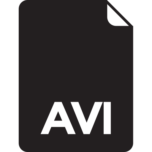 Avi, file icon - Free download on Iconfinder