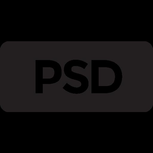 psd, tag icon