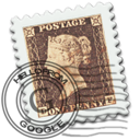 england, gmail, stamp