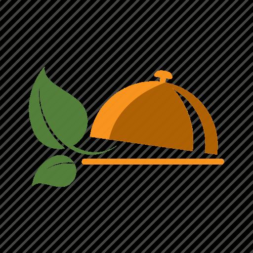 cusine, organic, vegetarian icon