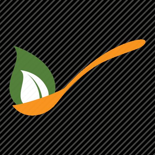 food, healthy, organic, serve icon