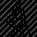 ares, god, greek, war icon