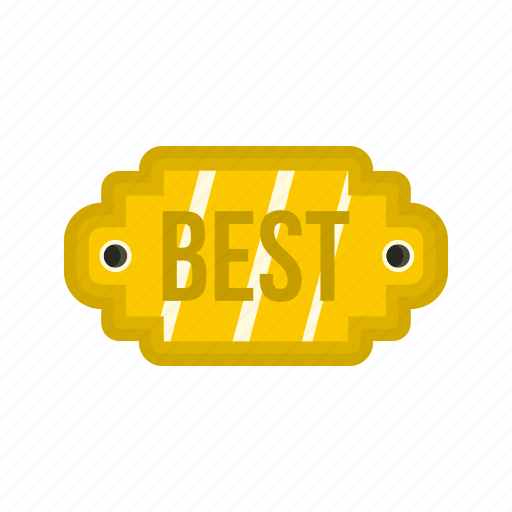 badge, banner, best, certificate, gold, golden, quality icon