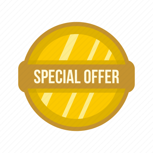 badge, banner, best, certificate, golden, offer, special icon