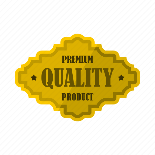 badge, banner, certificate, premium, product, quality, star icon