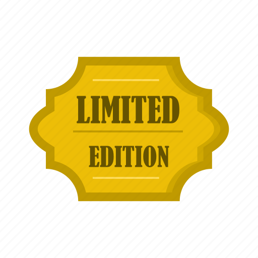 Banner, best, certificate, edition, golden, limited, offer icon - Download on Iconfinder