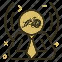 aquarius, aquariuscoin, crypto, currency, manager, money icon