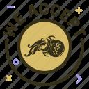 accept, aquarius, aquariuscoin, crypto, currency, money, we icon