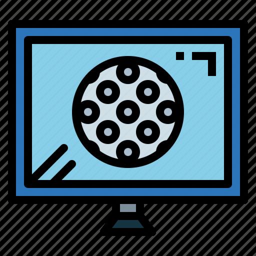 Ball, golf, iron, sport icon - Download on Iconfinder
