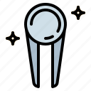 competition, golf, marker, tool icon