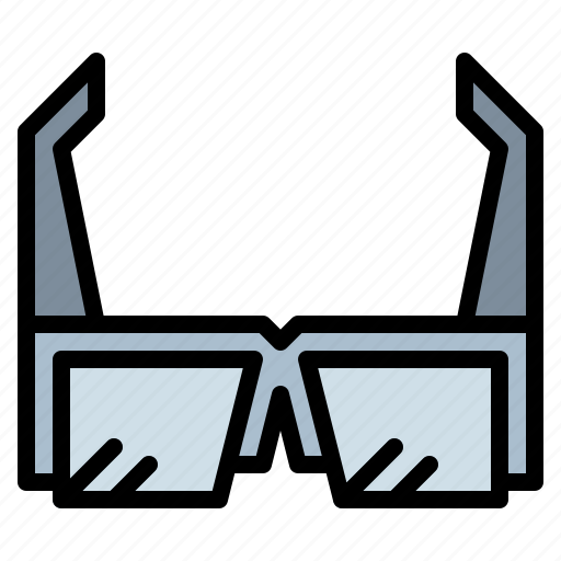eyeglasses, protection, sunglass, sunglasses icon