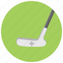 game, golf, golf course, golf putter, play, sport icon