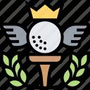 certificate, winner, award, championship, trophy