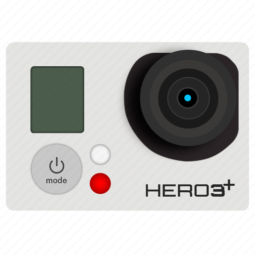 Gopro Hero 3 White Png Cam, camera, go pro, g...