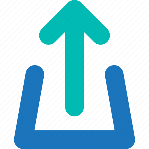 Arrow, direction, up, upload icon - Download on Iconfinder