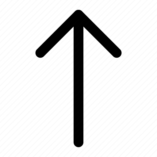 arrow, directions, interface, top, up icon