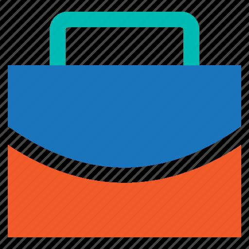bag, briefcase, business, marketing icon