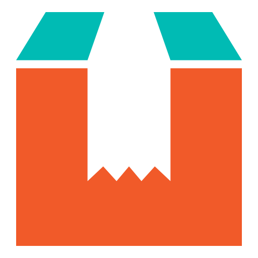 box, ecommerce, package, packaging, shipping icon