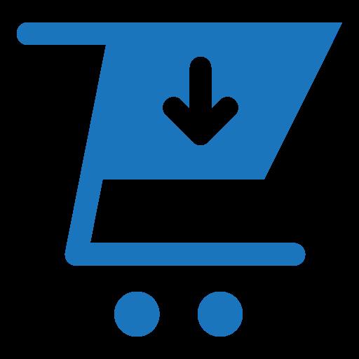 cart, decrease, ecommerce, shopping icon