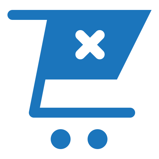 cart, delete, ecommerce, shopping icon