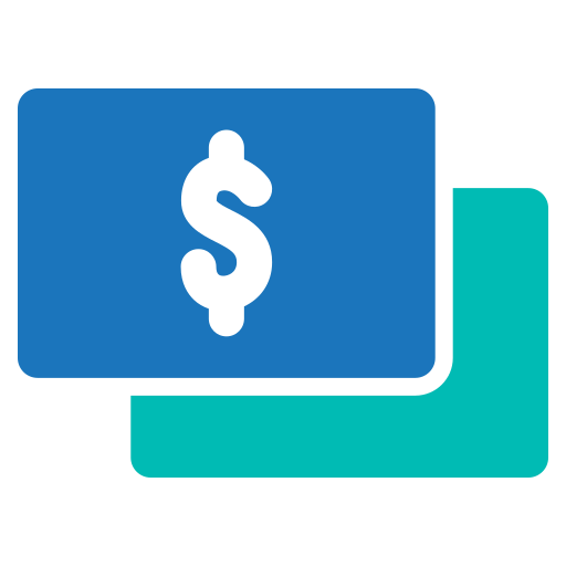 bank, cash, dollar, money, payment icon