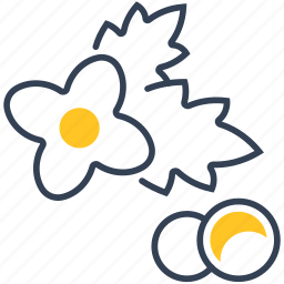 food, mustard, seed icon