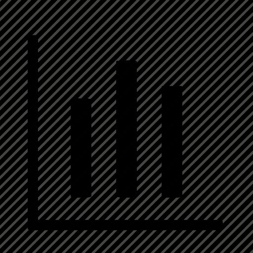 data, diagram, graph, statistic, structure icon
