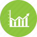block, chart, graph, report, statistics icon