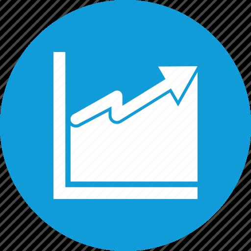 finance, graph, marketing, money icon