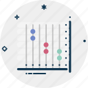 abacus, abacus analysis, abacus chart, abacus diagram, abacus graph icon