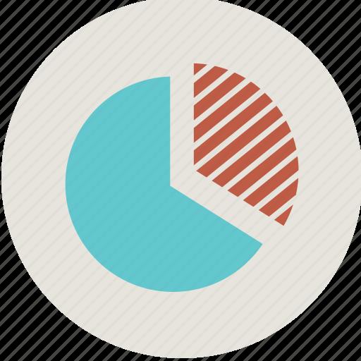 business, chart, circle, finance, graph, pie, piechart, report, sector, statistics icon