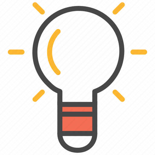 brain idea, bulb, creative idea, idea, light bulb, think, thinking icon