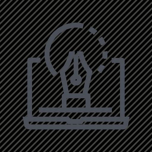 art, design, digital, graphic, tool icon