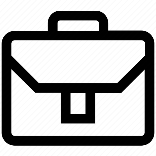 bag, brief case, business, business briefcase, finance, portfolio, suitcase icon