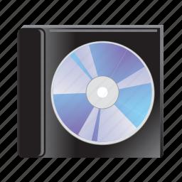 cd, data, disk, dvd, storage icon