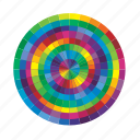 colour, mix, mixer, print, wheel icon