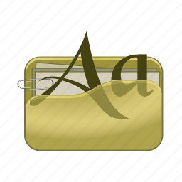 document, file, font, format, text, typography icon