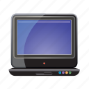computer, laptop, mobile, monitor, notebook, screen icon