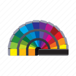 color, graphic, graphics, paint, palete, palette icon