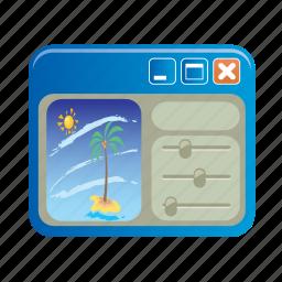 digital, photo, photography, picture, program icon