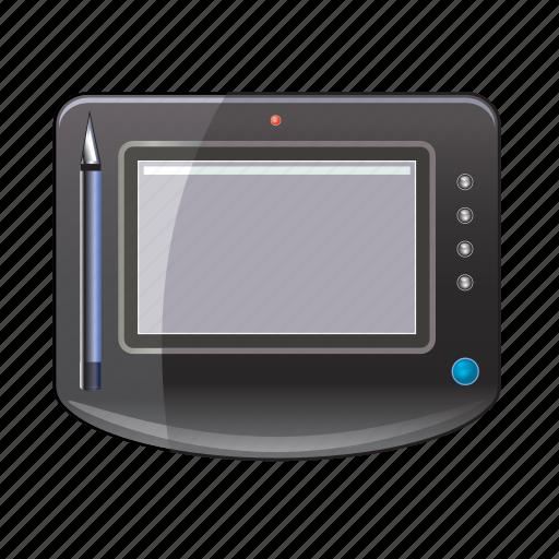 design, draw, graphic, pen, wacom icon
