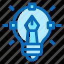 creative, light, bulb, idea, pencil, designer, design graphic