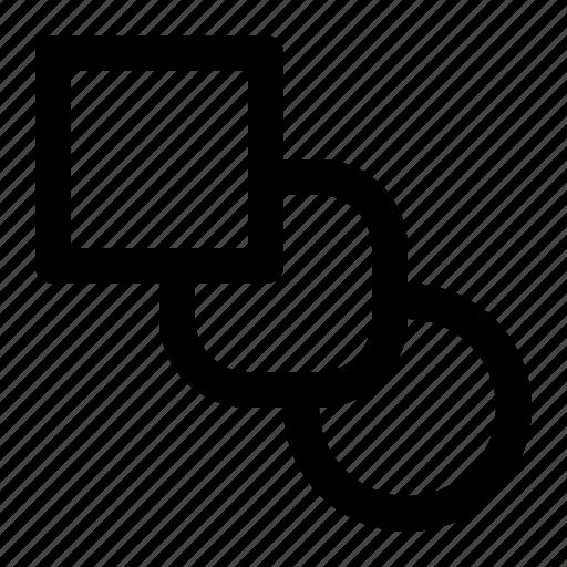 art, design, graphic, morph, shape icon